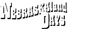 NEBRASKAland Days Logo